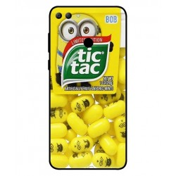 Durable TicTac Cover For Huawei Y9 2018