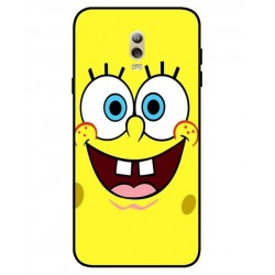Durable SpongeBob Cover For Samsung Galaxy C7 (2017)