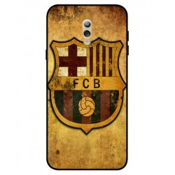 Durable FC Barcelona Cover For Samsung Galaxy C7 (2017)