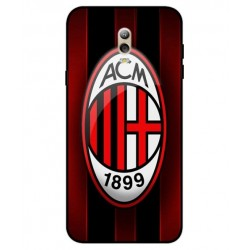 Durable AC Milan Cover For Samsung Galaxy C7 (2017)