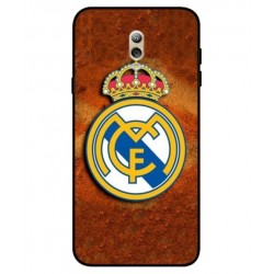 Durable Real Madrid Cover For Samsung Galaxy C7 (2017)