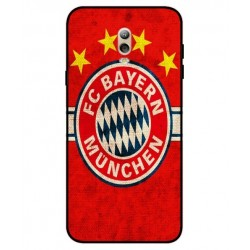 Durable Bayern De Munich Cover For Samsung Galaxy C7 (2017)