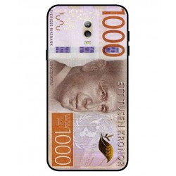 Durable 1000Kr Sweden Note Cover For Samsung Galaxy C7 (2017)