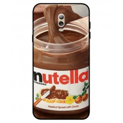 Durable Nutella Cover For Samsung Galaxy C7 (2017)