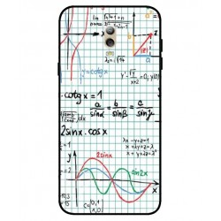 Durable Mathematics Cover For Samsung Galaxy C7 (2017)