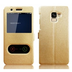S-view Cover For Samsung Galaxy A8 2018