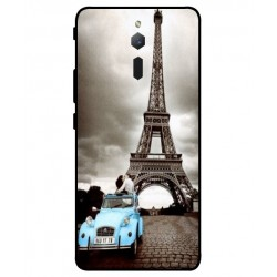 Durable Paris Eiffel Tower Cover For ZTE Nubia Red Magic