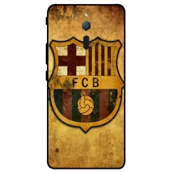 Durable FC Barcelona Cover For ZTE Nubia Red Magic