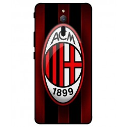 Durable AC Milan Cover For ZTE Nubia Red Magic