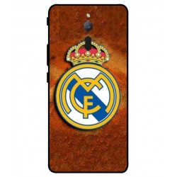 Durable Real Madrid Cover For ZTE Nubia Red Magic