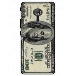 Durable 100 Dollar Note Cover For ZTE Nubia Red Magic