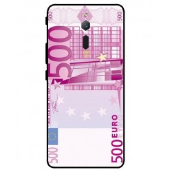 Durable 500 Euro Note Cover For ZTE Nubia Red Magic