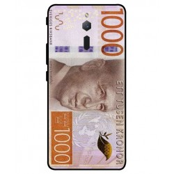Durable 1000Kr Sweden Note Cover For ZTE Nubia Red Magic