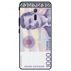 1000 Norwegian Kroner Note Cover For ZTE Nubia Red Magic