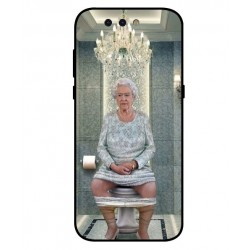 Durable Queen Elizabeth On The Toilet Cover For Xiaomi Black Shark