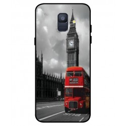 Durable London Cover For Samsung Galaxy A6 2018