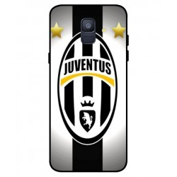 Durable Juventus Cover For Samsung Galaxy A6 2018