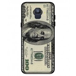 Durable 100 Dollar Note Cover For Samsung Galaxy A6 2018