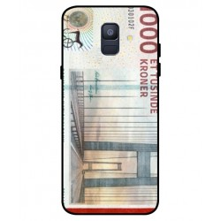 1000 Danish Kroner Note Cover For Samsung Galaxy A6 2018