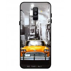Durable New York Cover For Samsung Galaxy A6 Plus 2018
