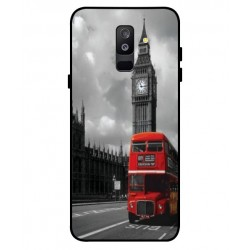 Coque De Protection Londres Pour Samsung Galaxy A6 Plus 2018