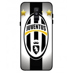 Durable Juventus Cover For Samsung Galaxy A6 Plus 2018