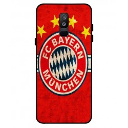 Durable Bayern De Munich Cover For Samsung Galaxy A6 Plus 2018