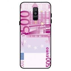 Durable 500 Euro Note Cover For Samsung Galaxy A6 Plus 2018