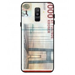 1000 Danish Kroner Note Cover For Samsung Galaxy A6 Plus 2018