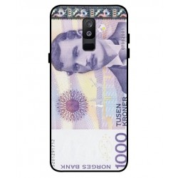 1000 Norwegian Kroner Note Cover For Samsung Galaxy A6 Plus 2018