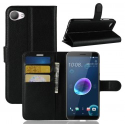 Folio Wallet Cover For HTC Desire 12