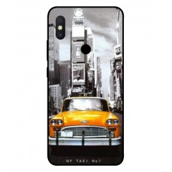 Durable New York Cover For Xiaomi Redmi S2