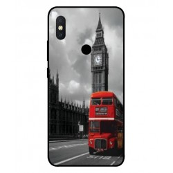 Durable London Cover For Xiaomi Redmi S2