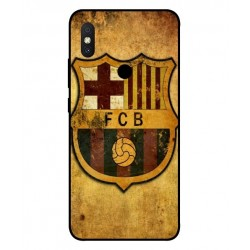 Durable FC Barcelona Cover For Xiaomi Redmi S2