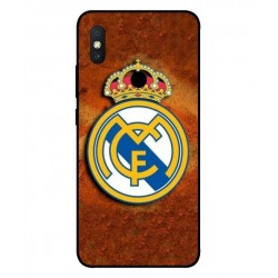Durable Real Madrid Cover For Xiaomi Redmi S2