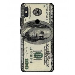 Durable 100 Dollar Note Cover For Xiaomi Redmi S2