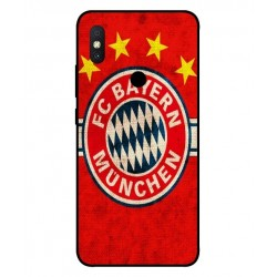 Durable Bayern De Munich Cover For Xiaomi Redmi S2