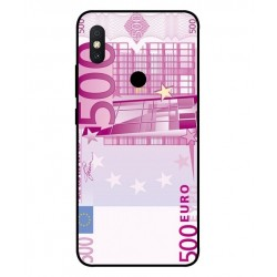 Durable 500 Euro Note Cover For Xiaomi Redmi S2