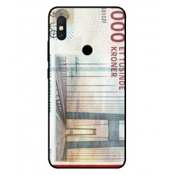 1000 Danish Kroner Note Cover For Xiaomi Redmi S2