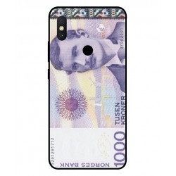 1000 Norwegian Kroner Note Cover For Xiaomi Redmi S2