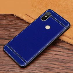 Soft Leather Cover For Xiaomi Redmi S2
