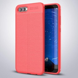 Soft Leather Cover For Huawei Honor 10