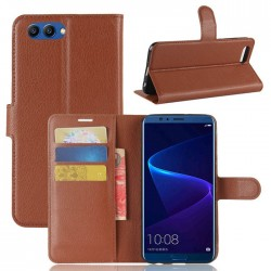 Folio Wallet Cover For Huawei Honor 10