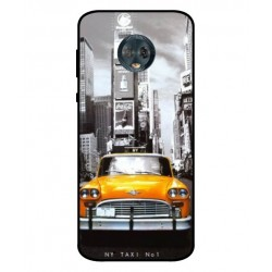 Durable New York Cover For Motorola Moto G6