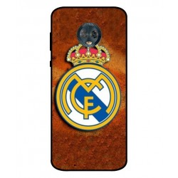 Durable Real Madrid Cover For Motorola Moto G6