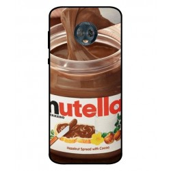 Durable Nutella Cover For Motorola Moto G6