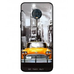 Durable New York Cover For Motorola Moto G6 Plus