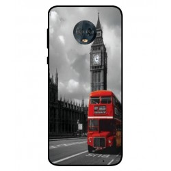Durable London Cover For Motorola Moto G6 Plus