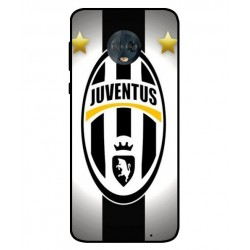 Durable Juventus Cover For Motorola Moto G6 Plus