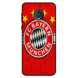 Durable Bayern De Munich Cover For Motorola Moto G6 Plus